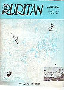 Ruritan magazine-  January 1966 (Image1)