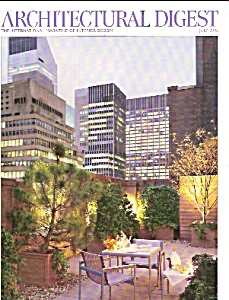 Architectural digest - July 2002 (Image1)