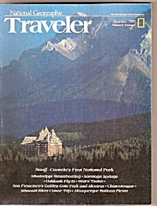 National Geographic Traveler -  Summer 1985 (Image1)