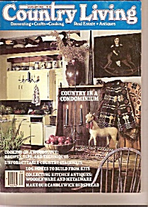 Country Living -  January 1985 (Image1)