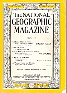 The National Geographic magazine- May 1949 (Image1)