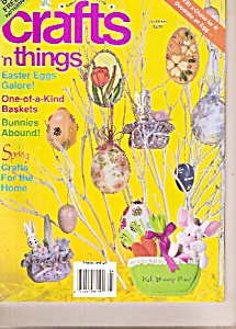 Crafts 'n things - April 1993 (Image1)