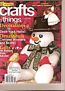 Crafts 'n Things - November 1994