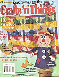 Crafts 'n things -  September 1996 (Image1)