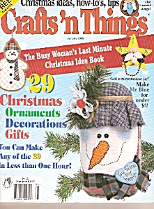 Crafts'n Things - January 1999 (Image1)