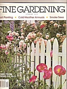 Fine Gardening -  October 1995 (Image1)