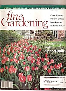 Fine Gardening - April 2001 (Image1)