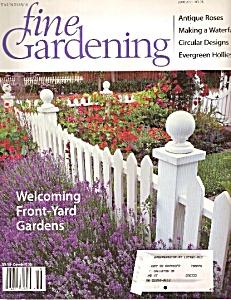 Fine Gardening -  June 2001 (Image1)
