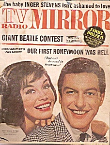 Tv Radio Mirror Magazine- August 1964