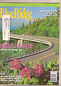 Blue Ridge Country - July/august 1990