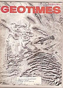 GEO TIMES -  February 1977 (Image1)