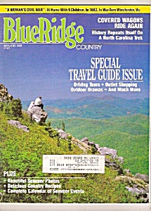 Blue Ride Country -  May/June 1992 (Image1)