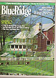 Blue Ridge country -  March/April 1993 (Image1)