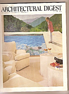 Architectural Digest - July 1988