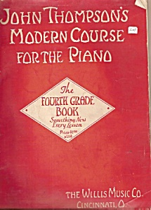 John Thompson's Modern Course For The Piano - Mcmx L