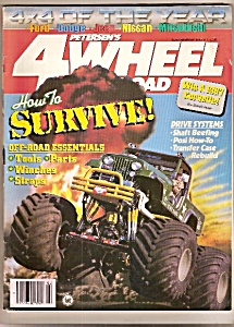 Petersen's 4 wheel road -  February 1987 (Image1)