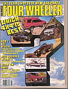 Four Wheeler - January 1986 (Image1)