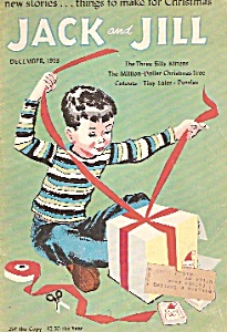 Jack and Jill magazine-  December 1953 (Image1)
