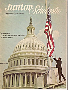Junior Scholastic - February 29, 1968