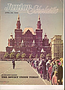 Junior Scholastic   April 25, 1968 (Image1)