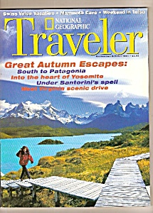 National GeographicTraveler - Sept/ Oct. 1997 (Image1)