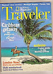 National Geographic Traveler -  Novemver/ December 1997 (Image1)