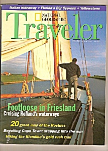 National Geographic Traveler - Marchapril 1997