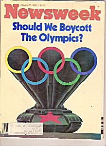 Newsweek -  January 28, 1980 (Image1)