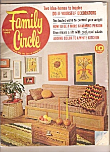 Family Circle -  August 1963 (Image1)