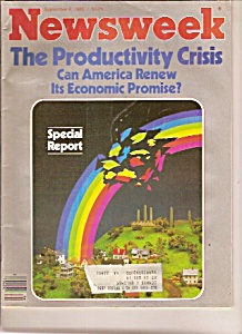 Newsweek - September 8, 1980