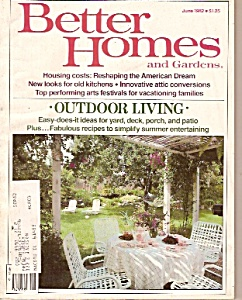 Better Homes and Gardens -  June  1982 (Image1)