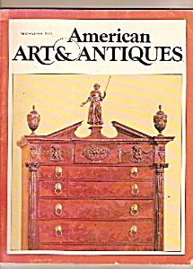 American Arts & Antiques -  March- April 1979 (Image1)
