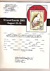 American Philatelist - July 2001 (Image1)