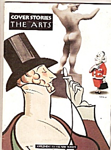 Cover Stories The Arts-supp. New Yorker- 1999?