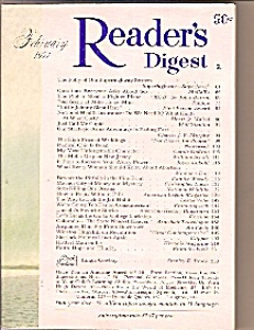 Reader's digest -  February 1971 (Image1)
