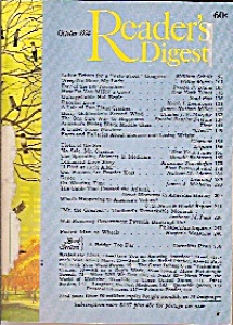 Reader's digest - October 1974 (Image1)
