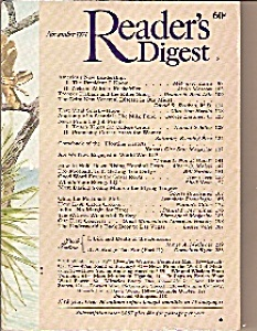 Reader's Digest -  November 1974 (Image1)