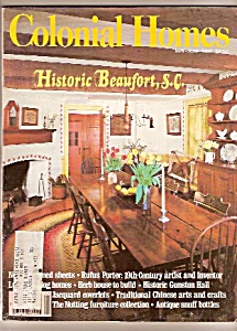 Colonial Homes -  May/June 1982 (Image1)
