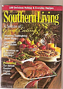 Southern Living -  November 1999 (Image1)