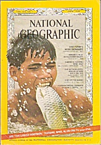 National Geographic -  April 1968 (Image1)