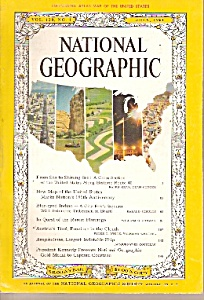 National Geographic - July 1961