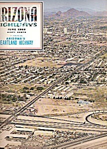 Arizona Highways - June 1969 (Image1)