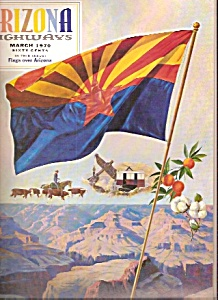 Arizona Highways - March 1970 (Image1)