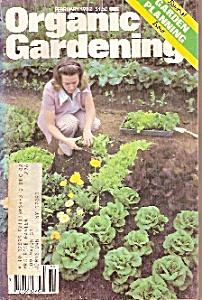 Organic Gardening - February 1982 (Image1)