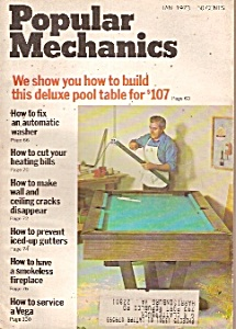 Popular Mechanics - Jan. 1973 (Image1)