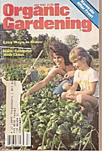 Organic gardening - July 1982 (Image1)