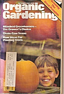 Organic Gardenign - October 1983 (Image1)