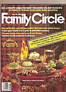 Family Circle -  Nov. 16, 1982 (Image1)