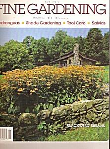 Fine Gardening -  October 1993 (Image1)