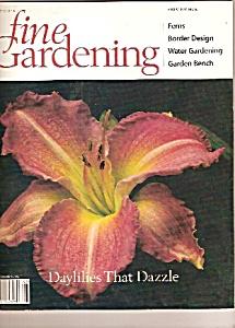 Fine Gardening magazine- August 1997 (Image1)